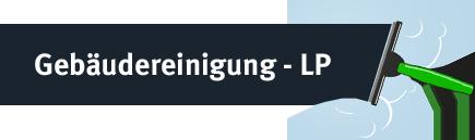 Logo: Gebäudereinigung - LP